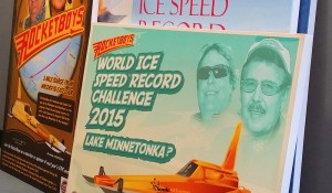 Rocketboys l World Ice Speed Challenge